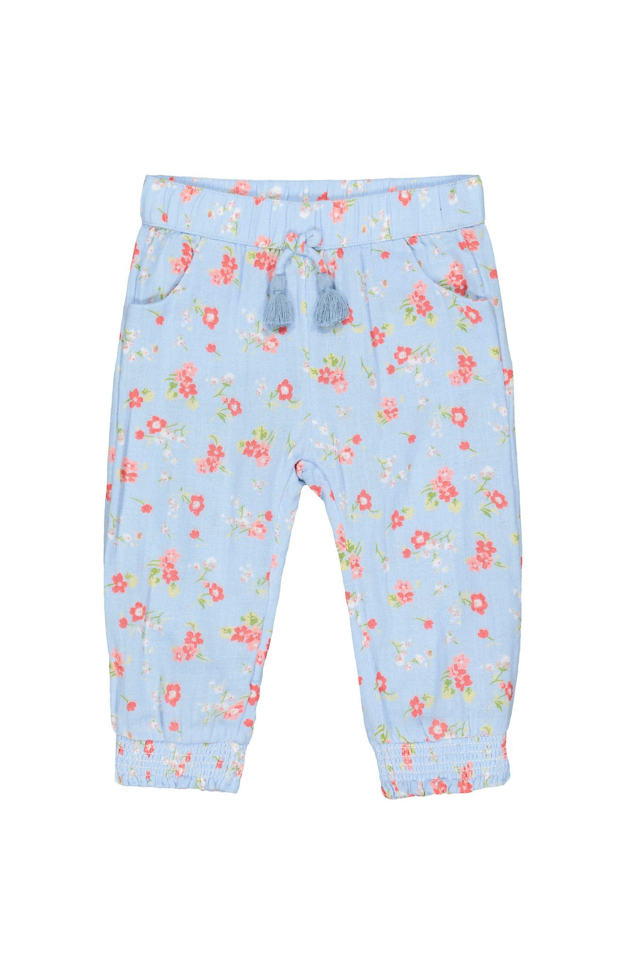 Mothercare | Blue Printed Joggers
