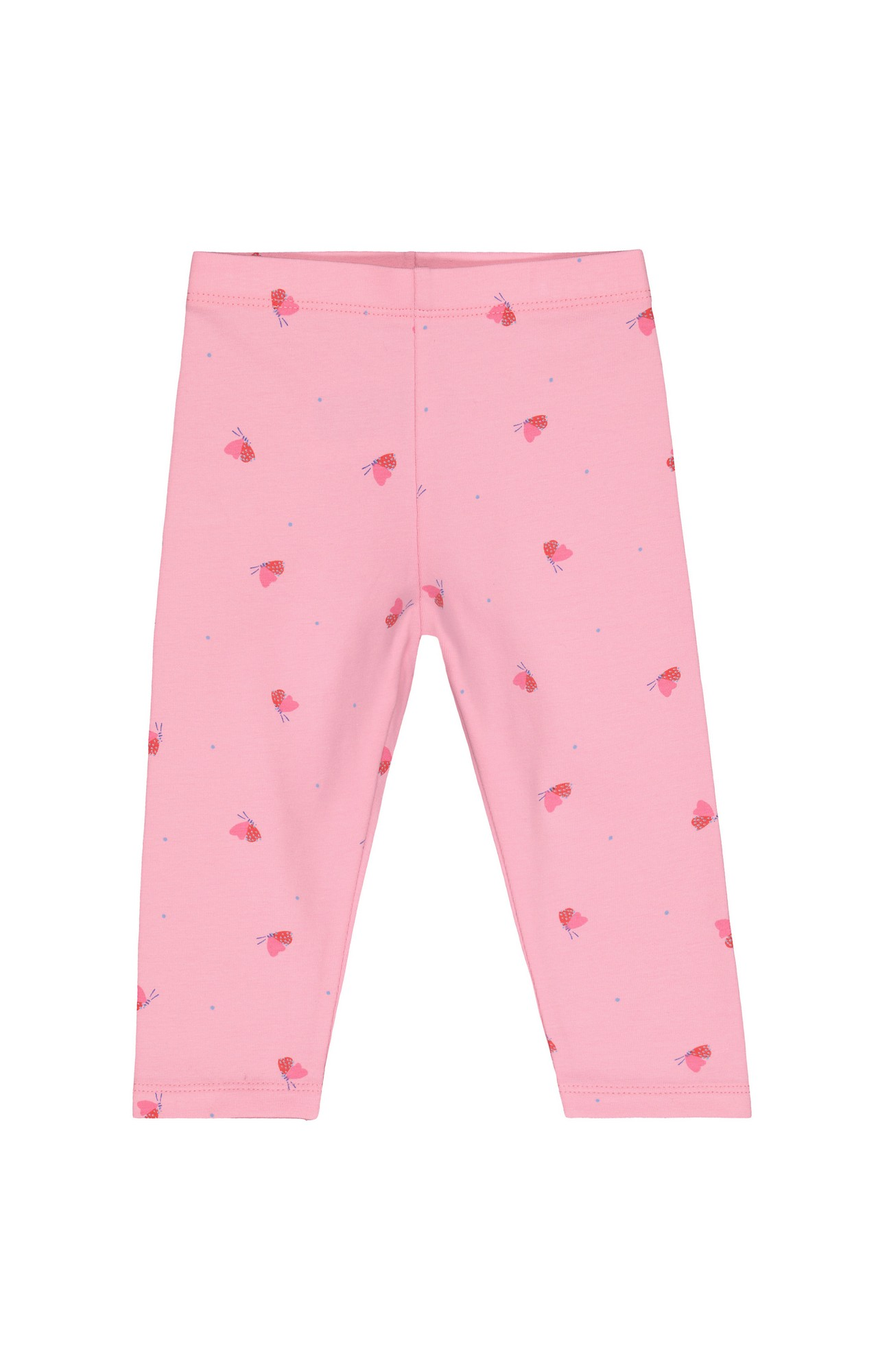 Mothercare | Pink Printed Casual Pants