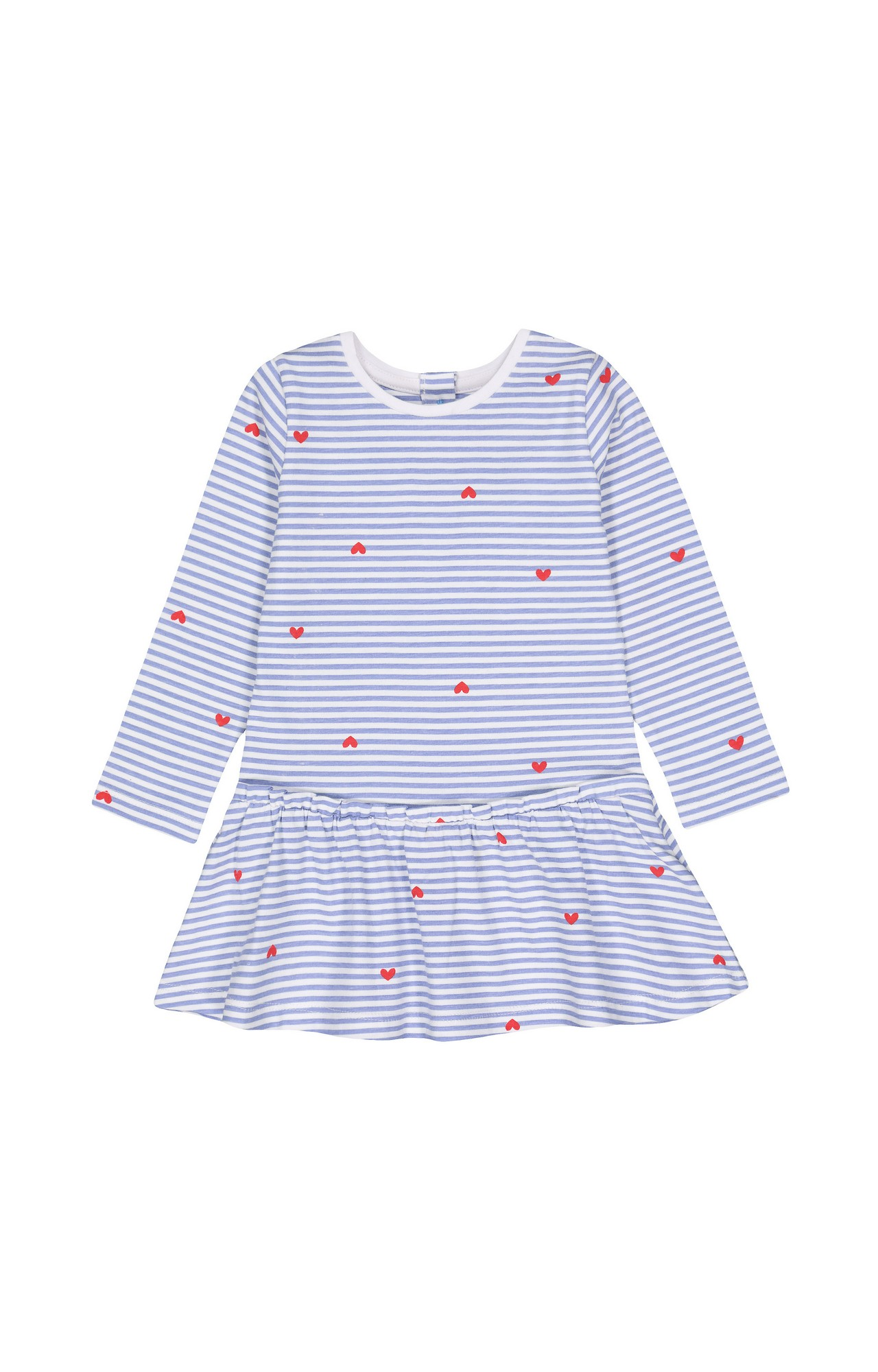 Mothercare | Blue Striped Dress