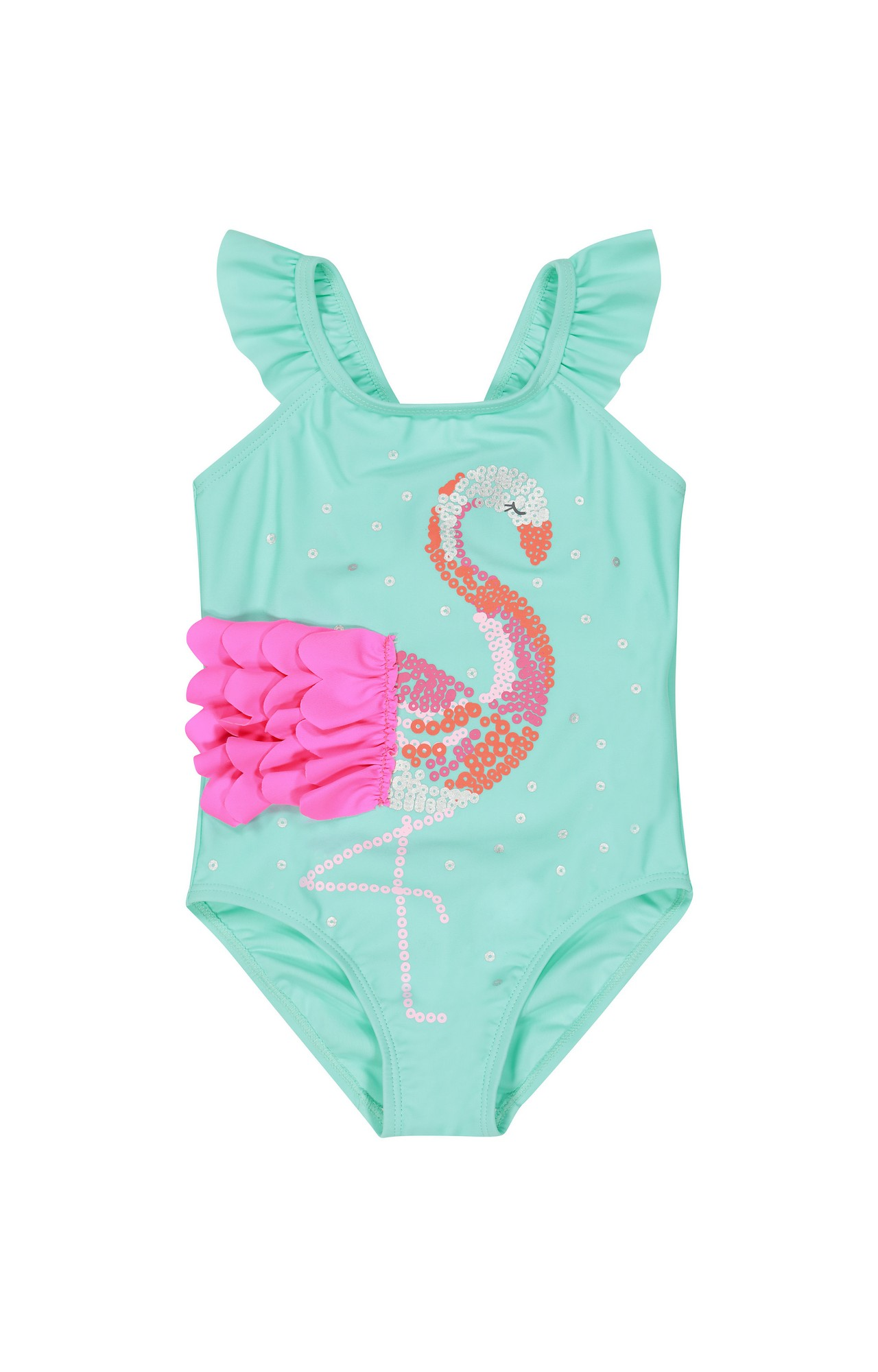 Mothercare | Blue Printed Swimsuit
