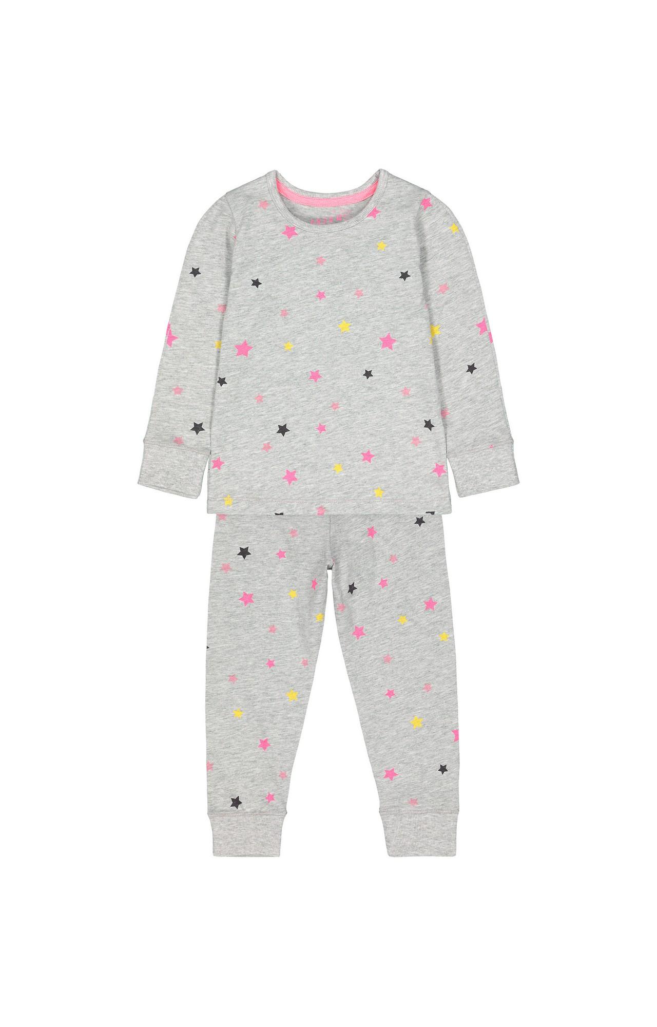 Mothercare | Grey Printed Pyjamas