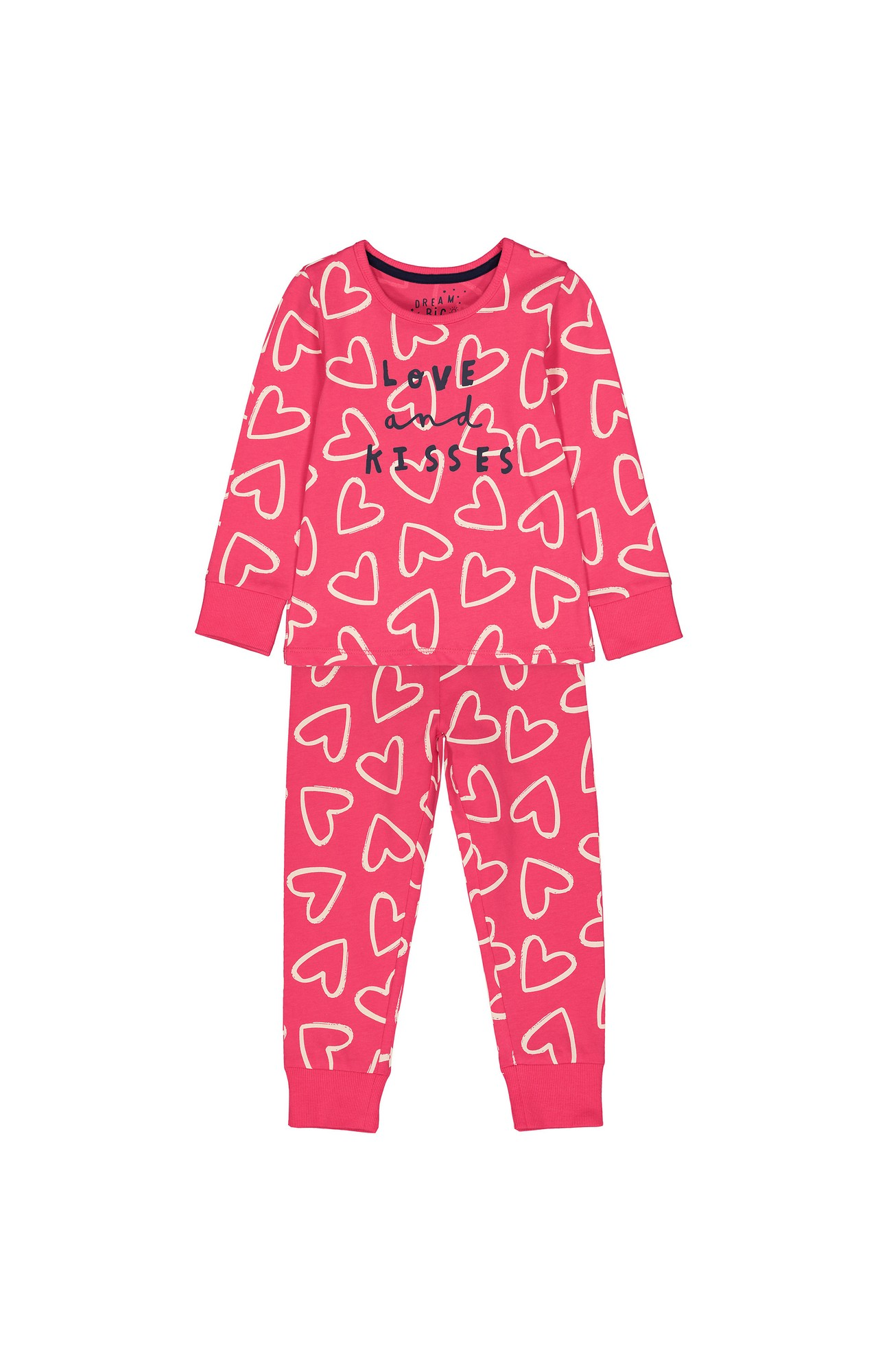 Mothercare | Pink Printed Pyjamas