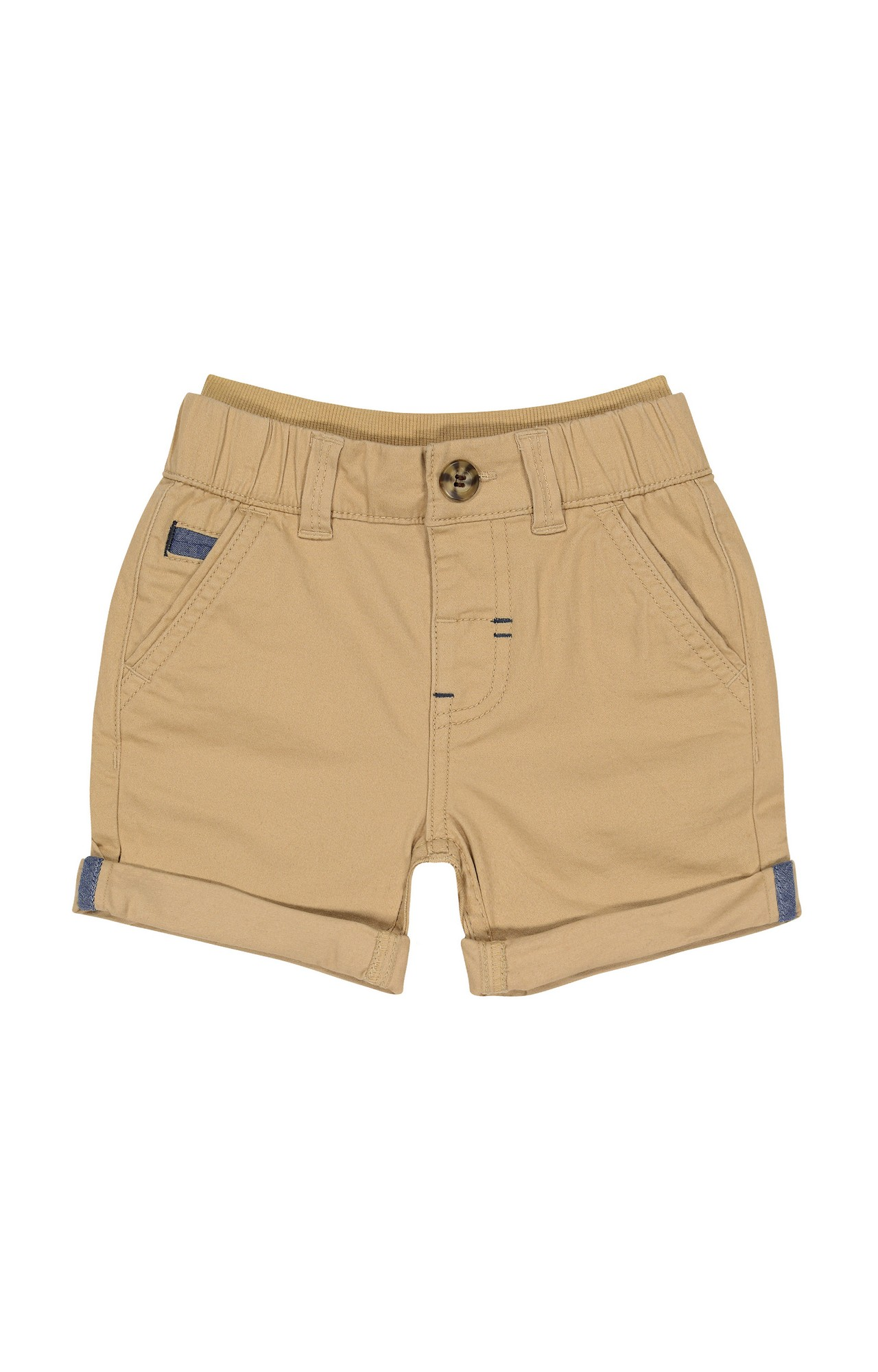 Mothercare | Stone Solid Shorts