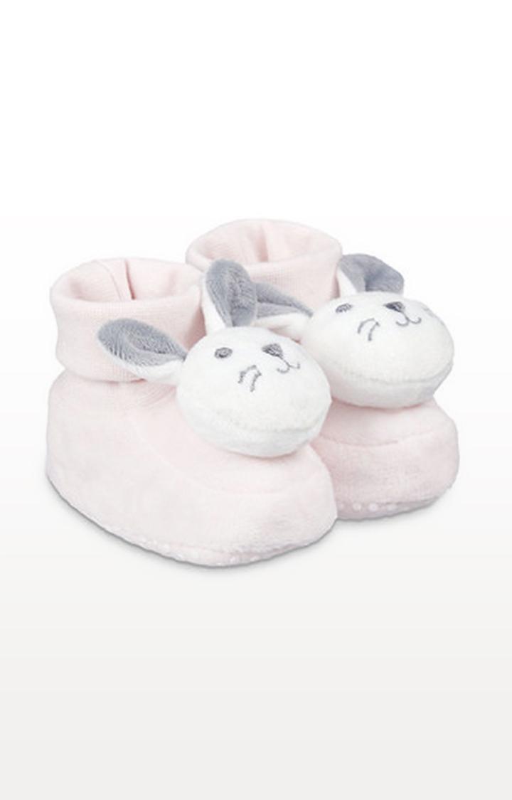 Mothercare   Bunny Rattle Sock Top Baggies