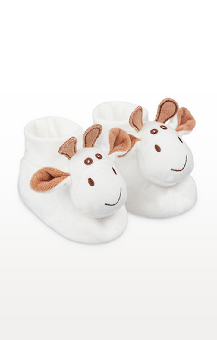 Mothercare | Cow Rattle Sock Top Baggies