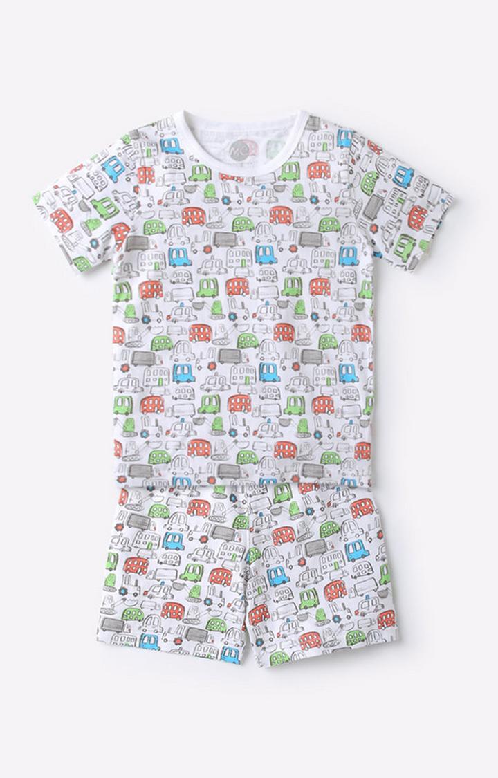 Mothercare | Multicoloured T-Shirt & Short Set