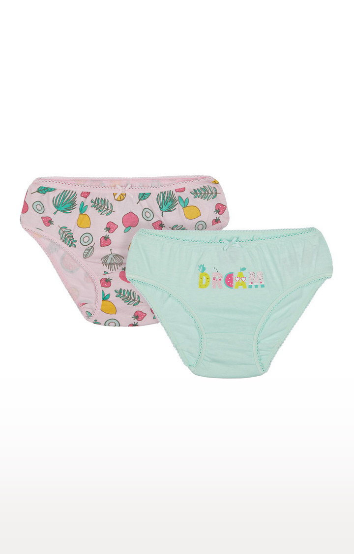Mothercare | Girls Briefs - Multicolored