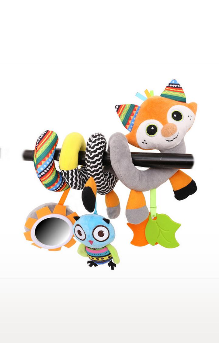 Mothercare | Biba Toys Woodland Friends Activity Spiral Toys
