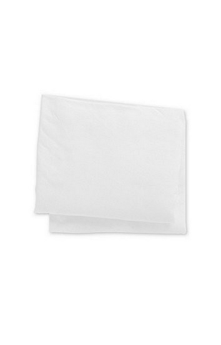 Mothercare | White Jersey Cotton Fitted Crib Sheets - Pack of 2