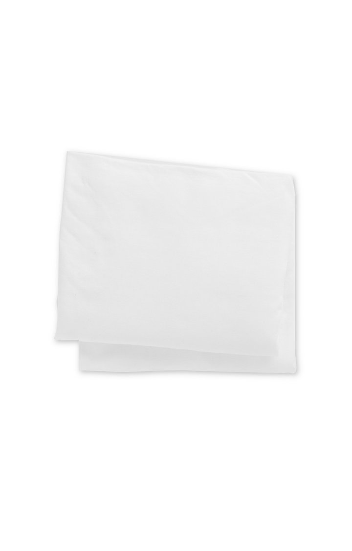 Mothercare | White Jersey Cotton Fitted Cotbed Sheets - Pack of 2