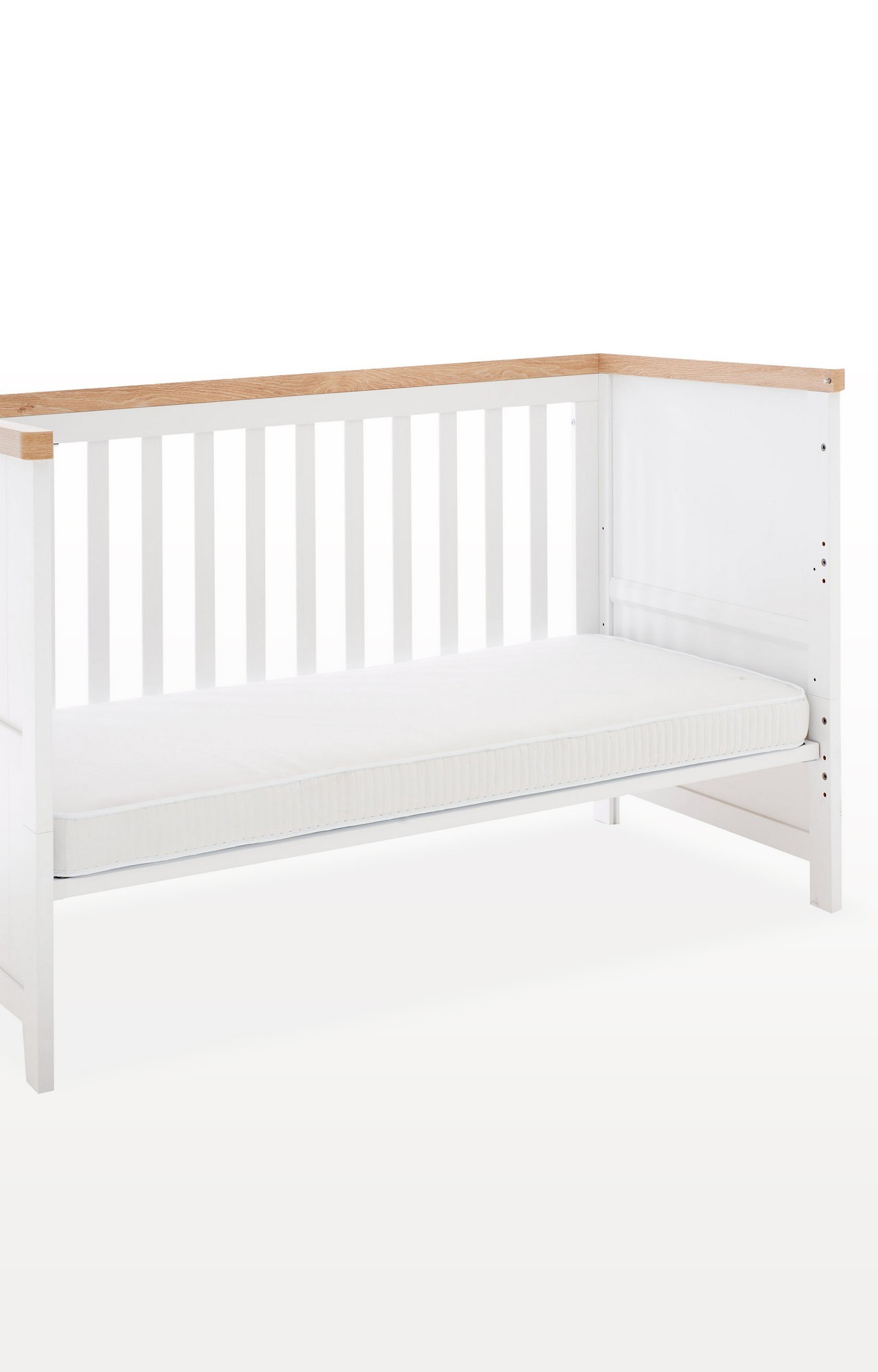 Mothercare | Mothercare Spring Interiorbaby Mattress With Amicor White