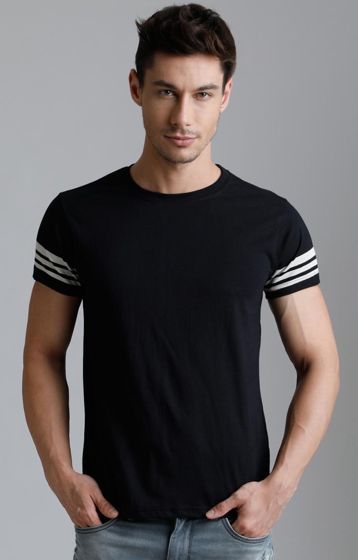 Dillinger | Black Solid T-Shirt