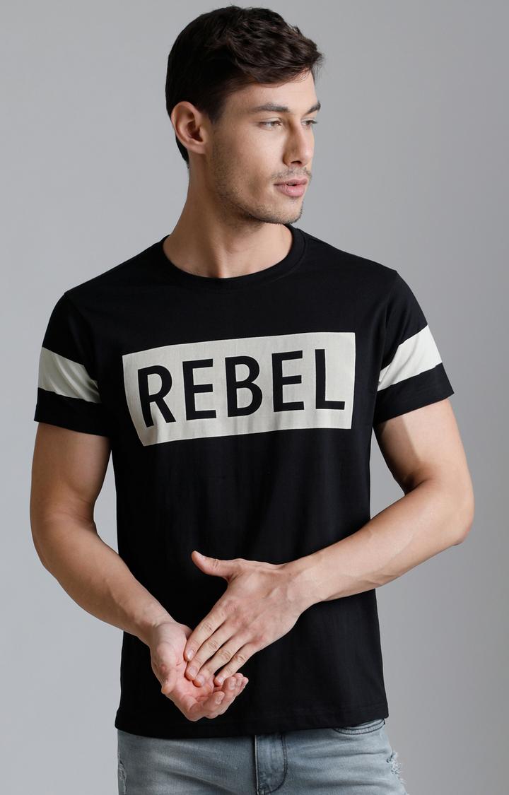 Dillinger | Black Printed T-Shirt