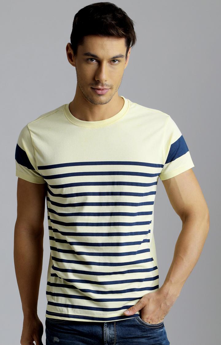 Yellow Striped T-Shirt