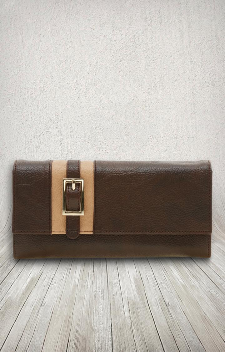 ESBEDA   Brown Wallet