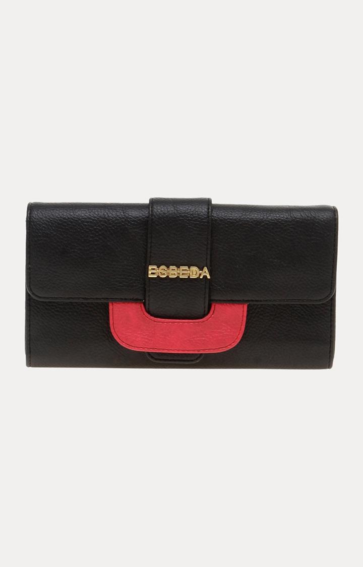 ESBEDA   Black Wallet