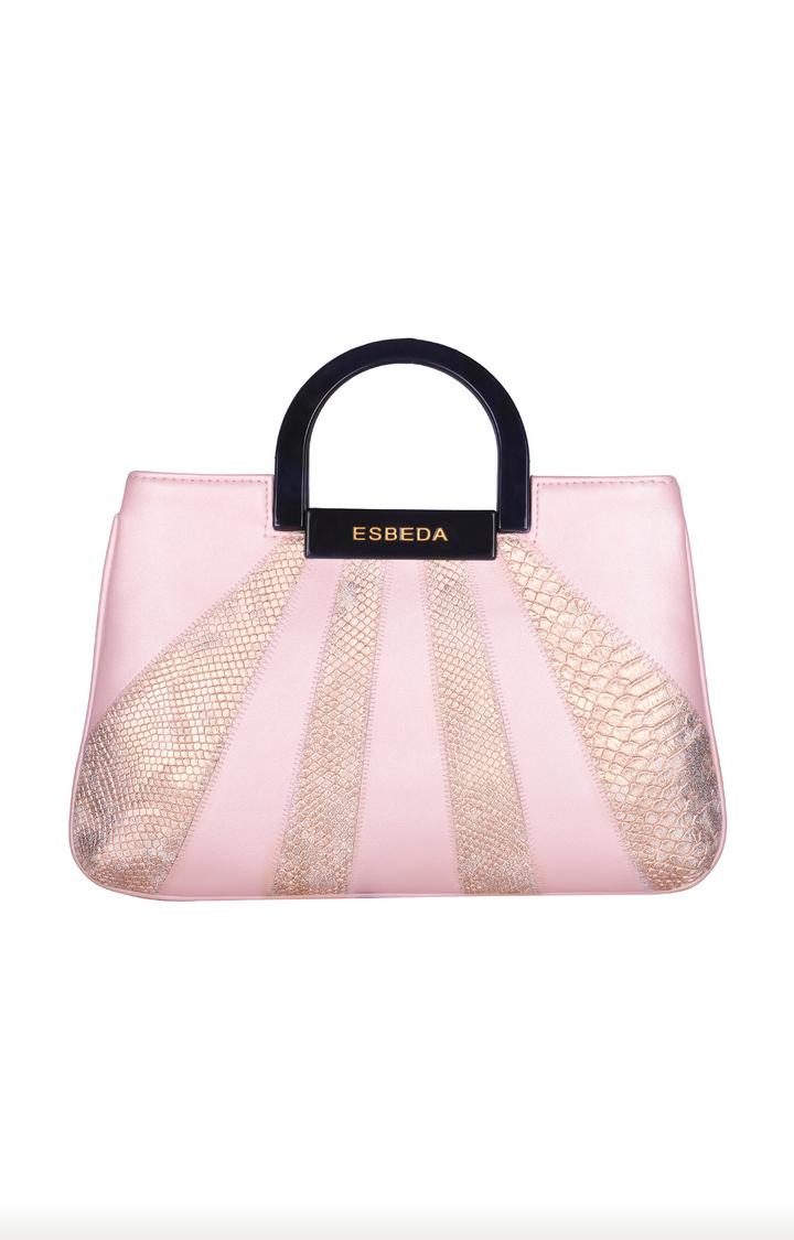 ESBEDA   Pink Clutch