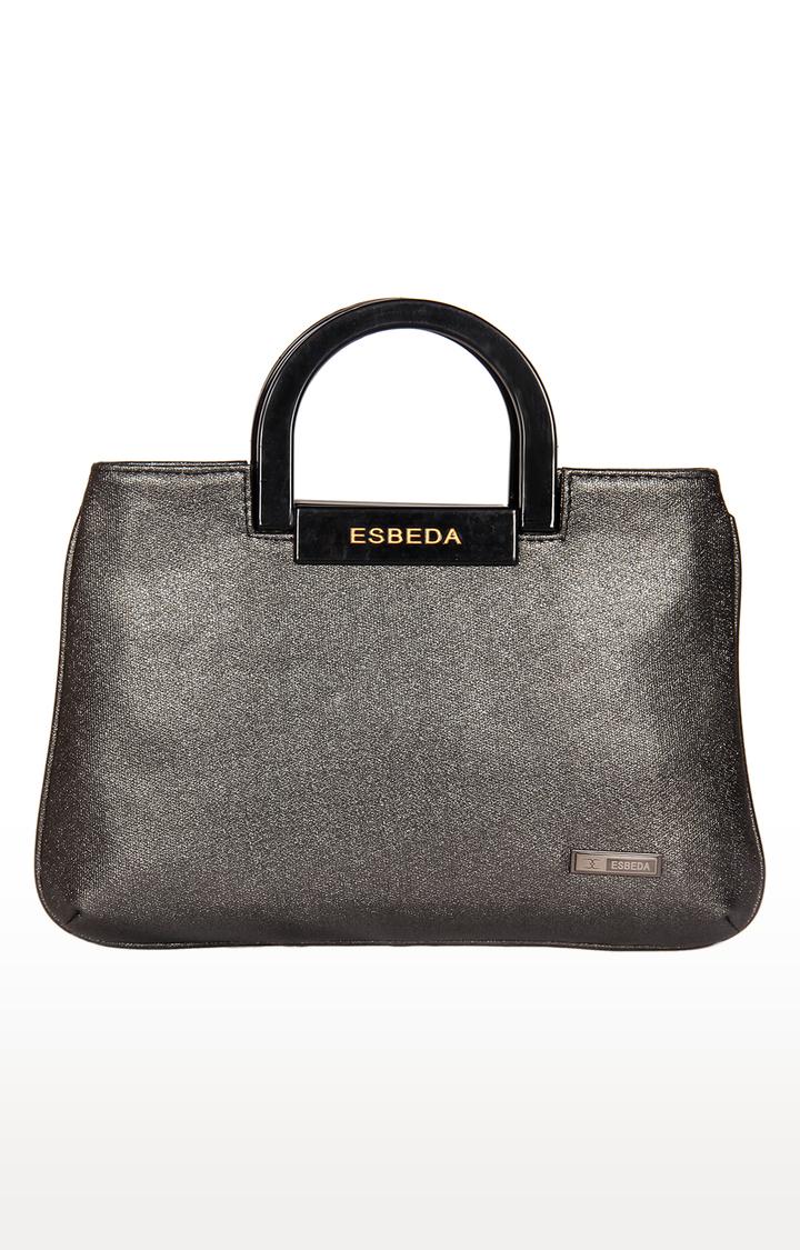ESBEDA   Dark Grey Clutch