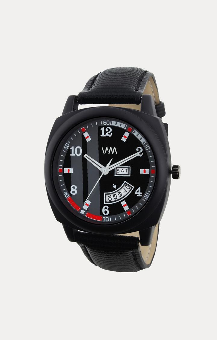 Watch Me | Watch Me Black Analog Watch For Men