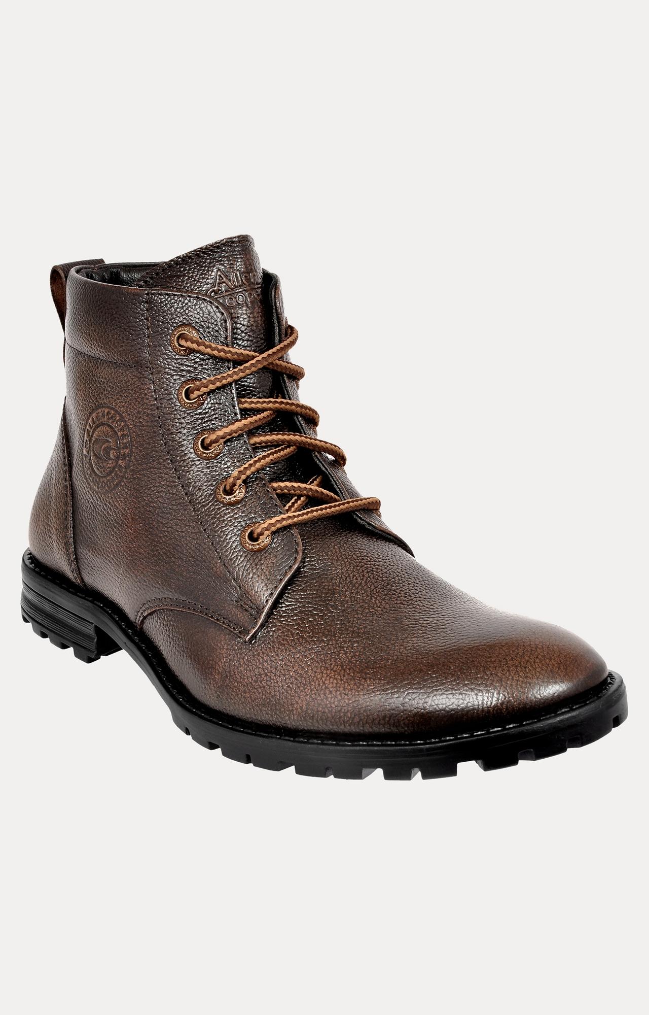 Allen Cooper | Brown Boots