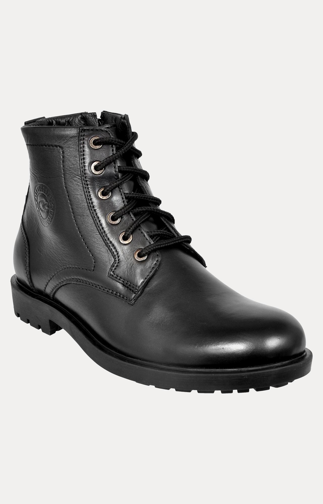 Allen Cooper | Black Boots