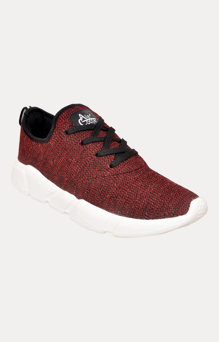 Allen Cooper | Maroon Sports Shoes
