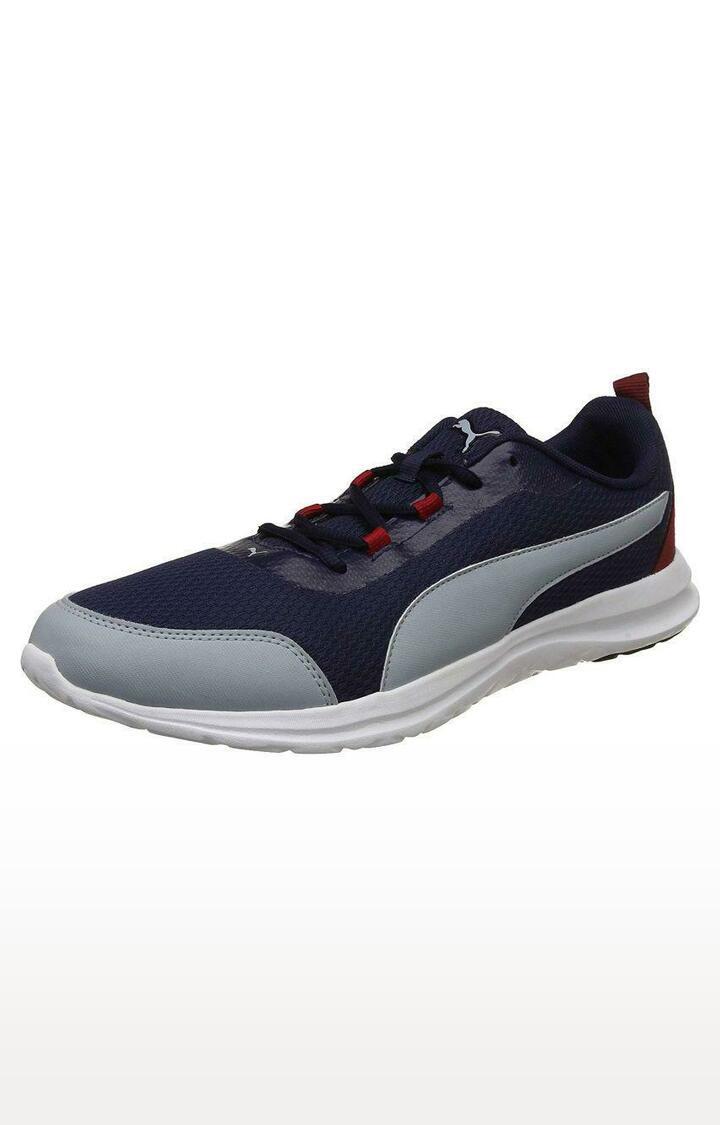 Puma   Navy Running Shoes
