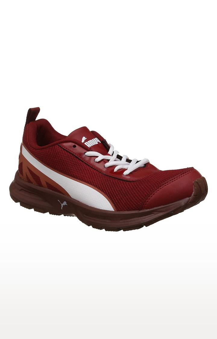 Puma | Maroon Running Shoes