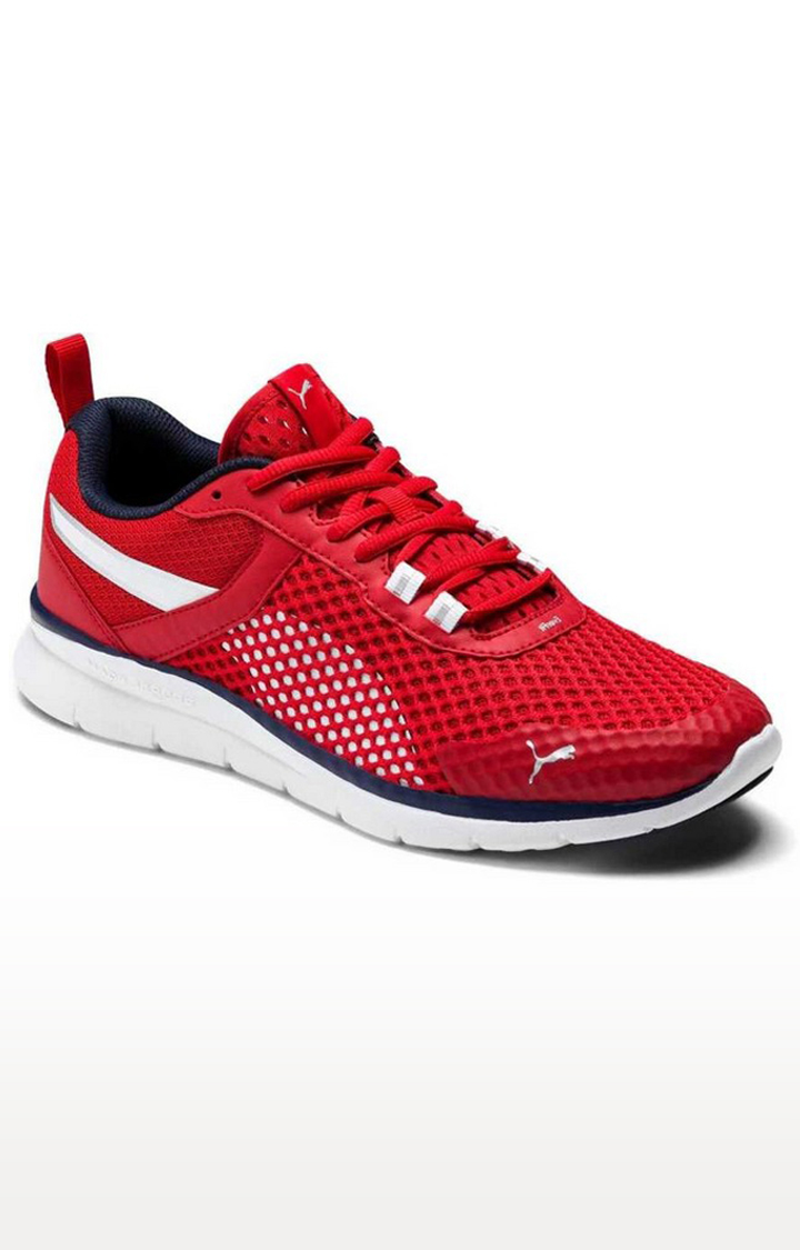 Puma   Red Running Shoes