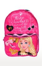 Barbie Shine Reversible School Bag