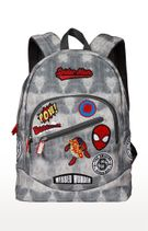 Spiderman Webbed Wonder Canvas School Bag