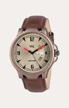 Watch Me Brown Analog Watch For Men
