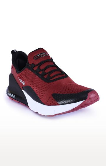 Campus Shoes | Maroon Running Shoes