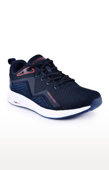 Campus Shoes | Navy Running Shoes