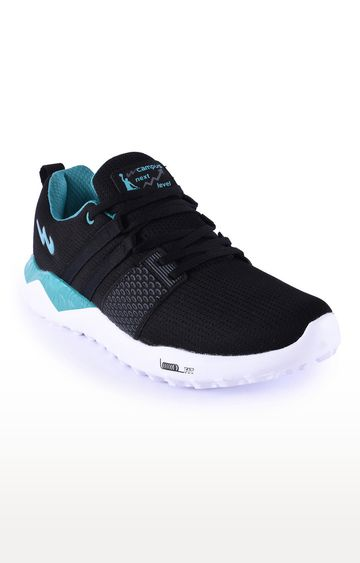 Campus Shoes | Black Running Shoes