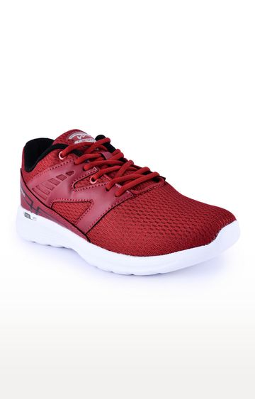 Campus Shoes   Maroon Running Shoes