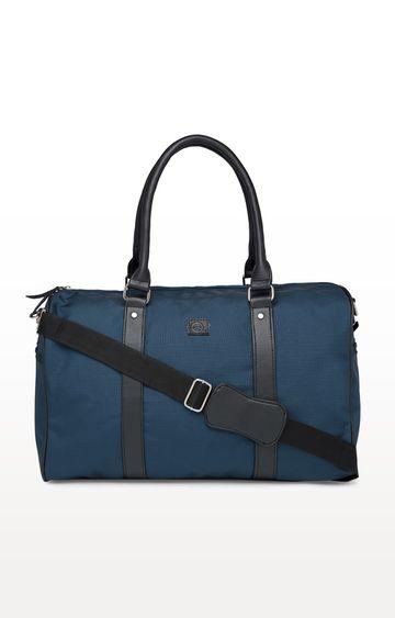 EVOQ | Blue Matty Duffle Bag