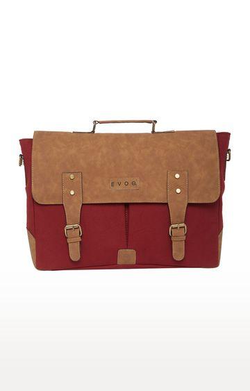 EVOQ | Red Messenger Bag