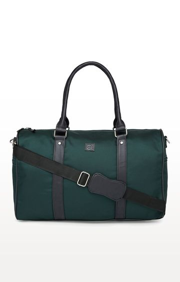 EVOQ | Green Matty Duffle Bag