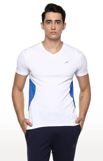 Furo | White Solid T-Shirt