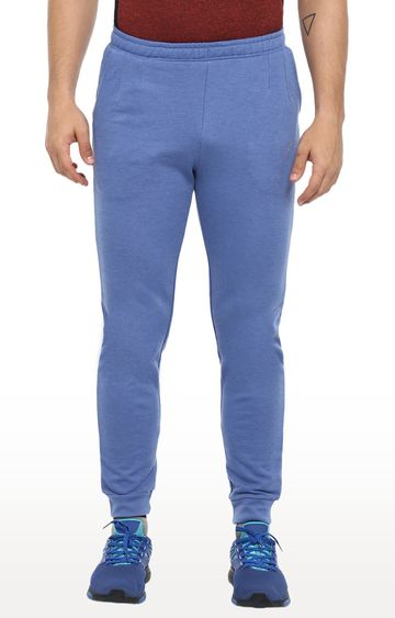 Furo   Blue Solid Joggers