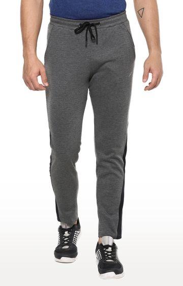 Furo | Grey Solid Trackpants