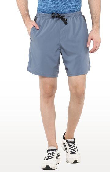 Furo | Grey Solid Shorts
