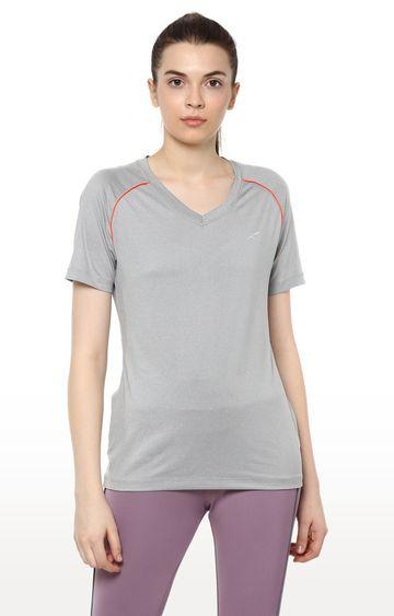 Furo | Grey Solid T-Shirt
