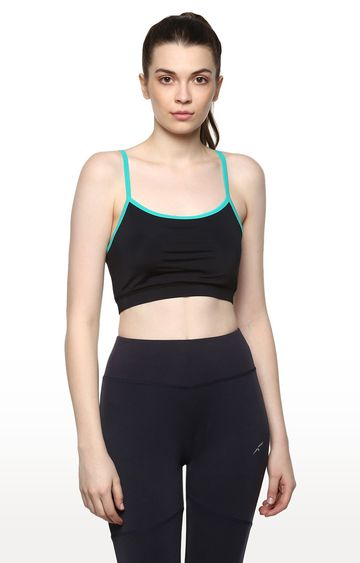 Furo | Black Sports Bra