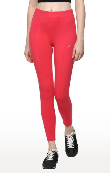 Furo | Pink Solid Tights
