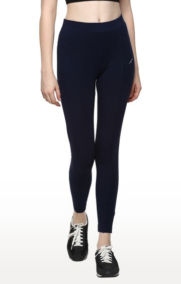 Furo | Navy Solid Tights