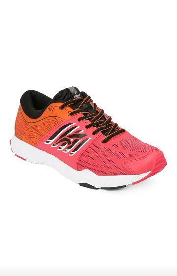Furo | Orange & Pink Running Shoes