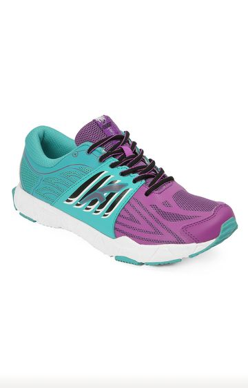 Furo   Blue & Purple Running Shoes