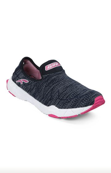 Furo   L9008 281 - Navy Running Shoes